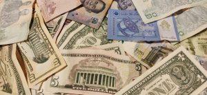 Maailmanympärimatkan budjettiseuranta