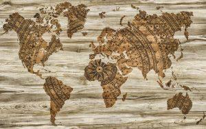 Maailmanympärimatka: reittisuunnitelma