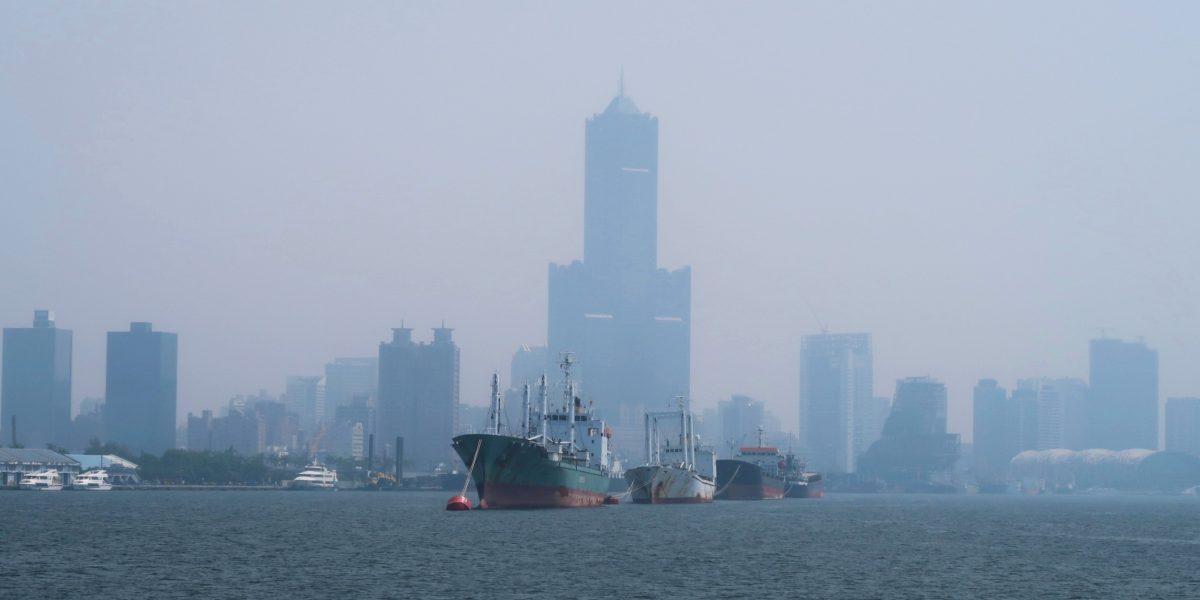 Taiwanin ensimmäisenä stoppina Kaohsiung!