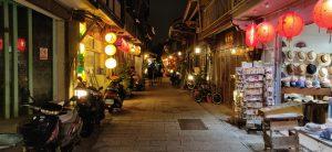 Tainan on tunnelmallinen pala Taiwania