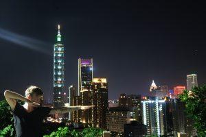 Taipei kruunasi Taiwanin matkamme