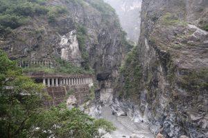 Tarokon kansallispuisto ja Hualien