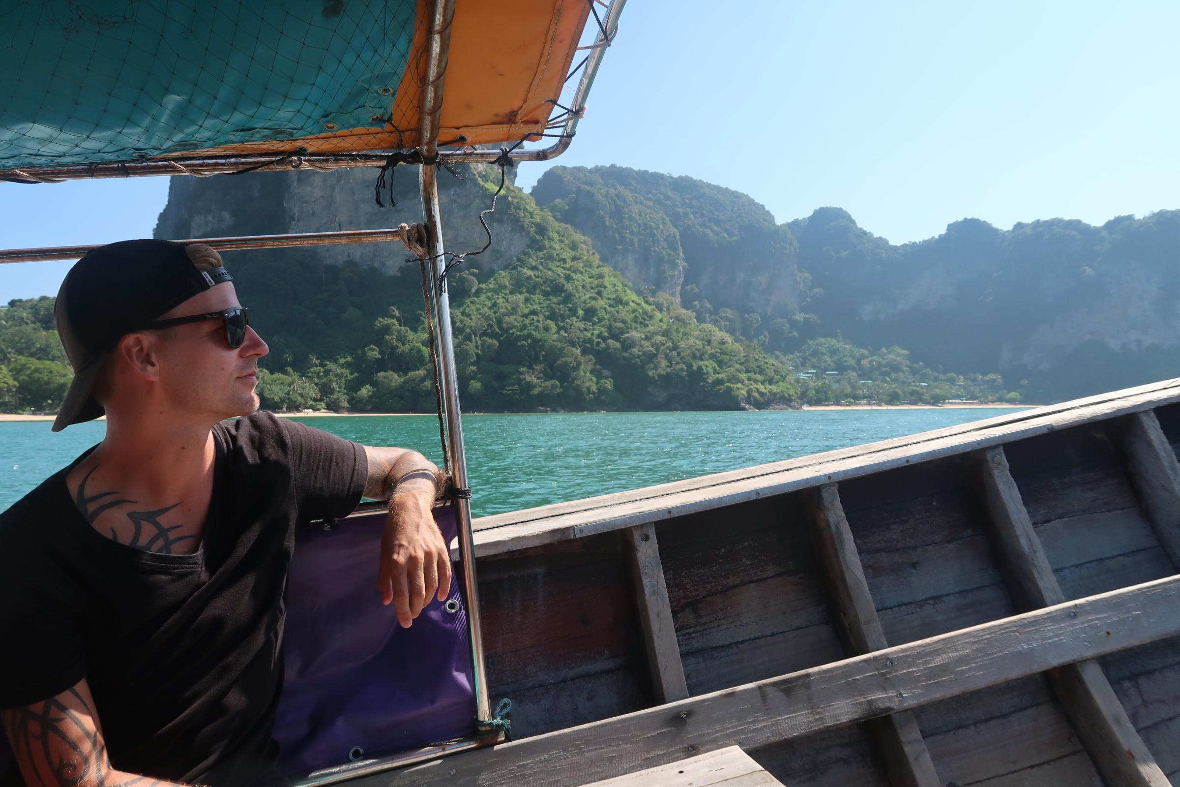 Krabi on kaunis – Ao Nang jätti kylmäksi