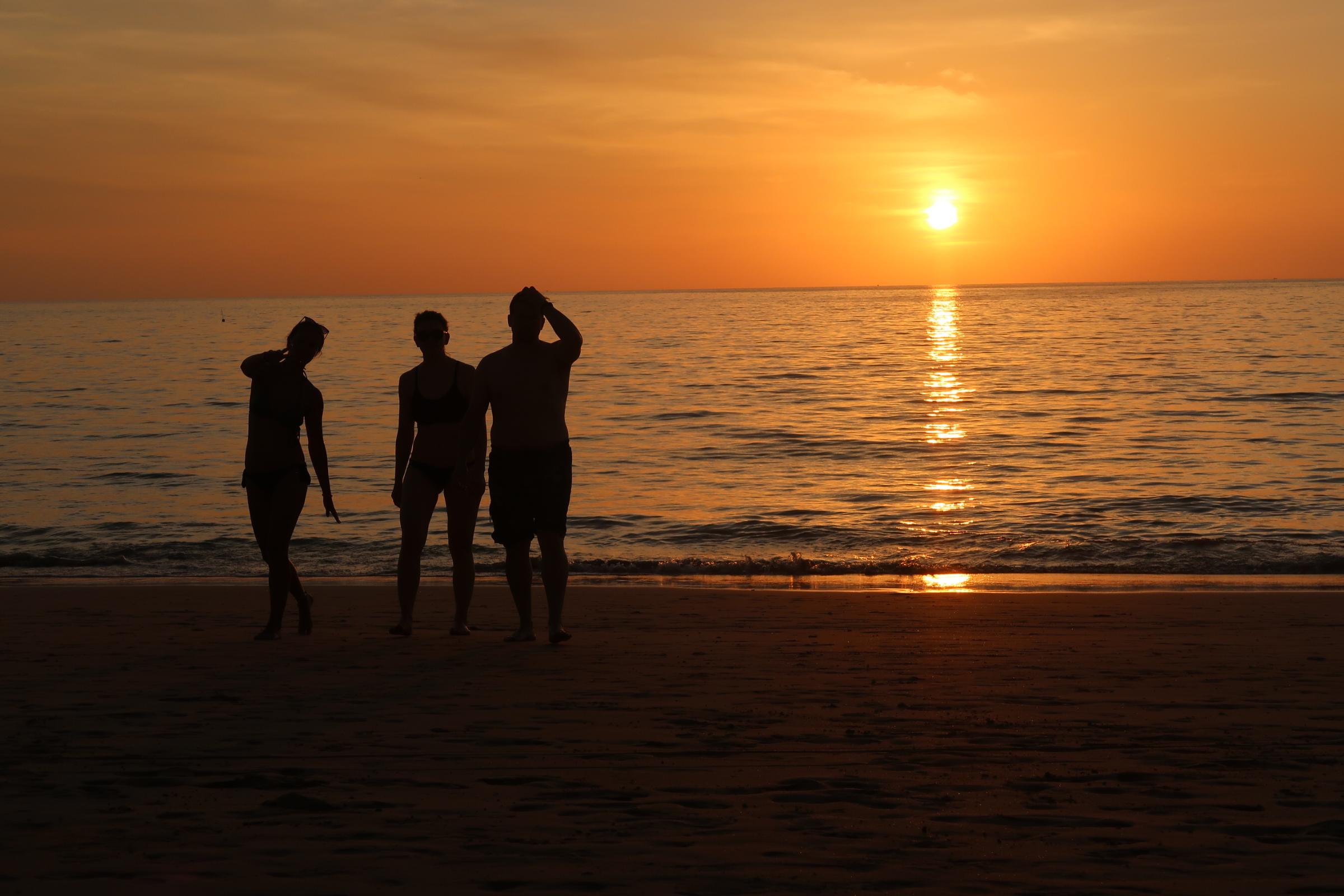 Kotoisa paratiisi nimeltä Koh Lanta + Thaimaan reissun budjetti!