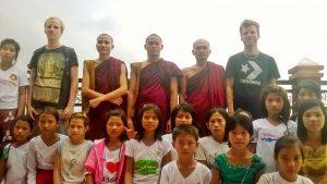 Muistelmat: Reppureissaaminen Myanmarissa