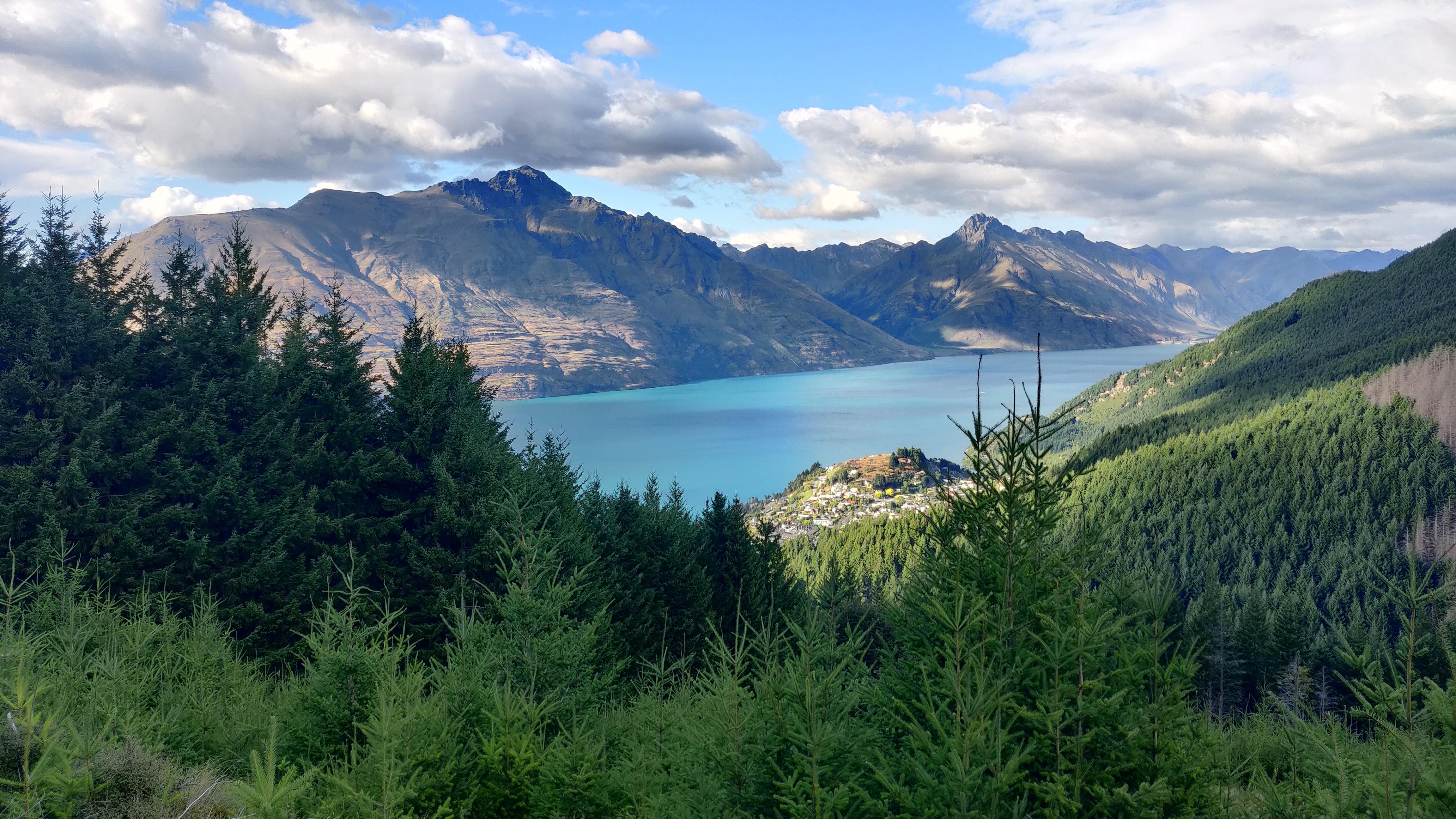 Matka Uuteen-Seelantiin osa 1: Eteläsaari
